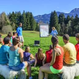 Team Meetings in the Outdoors
